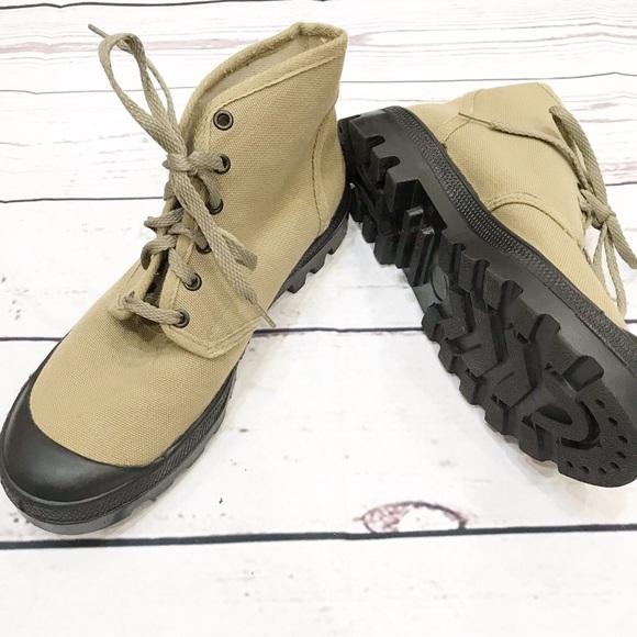 Sabra Negev Shoes Unisex Isreali Combat Boots 41 10 Poshmark